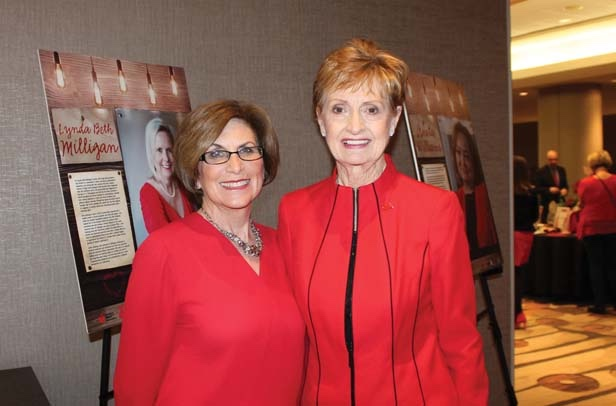 Linda Bell, Joyce Arey