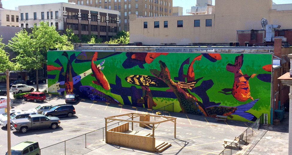 6 Murals In Metro Little Rock Take Local Art Into The Outdoors