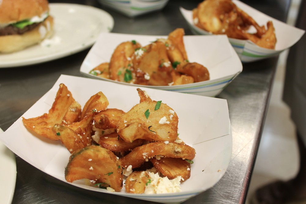 Meet the New Greek Food Fest Menu