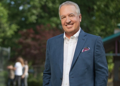 Youth Home CEO David Napier on 50 Years of Helping, Healing Little Rock