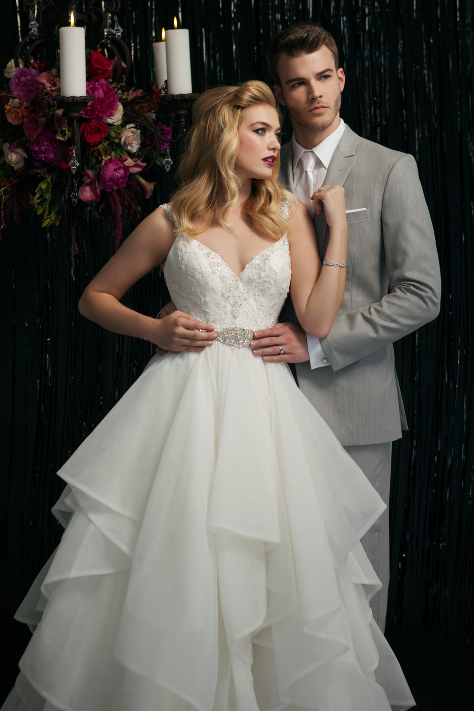 Best Day Ever: Wedding Gowns & Accessories From the Fall/Winter ...