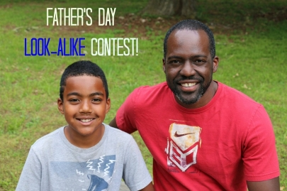 Voting is Open for Little Rock Family's Father's Day Look-Alike Contest!