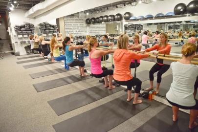 Work Up a Sweat During ZenStudio's Grand Re-Opening
