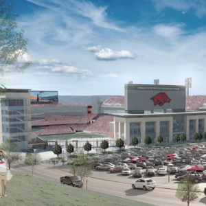 UA System Board Approves $160M Stadium Expansion 8-2