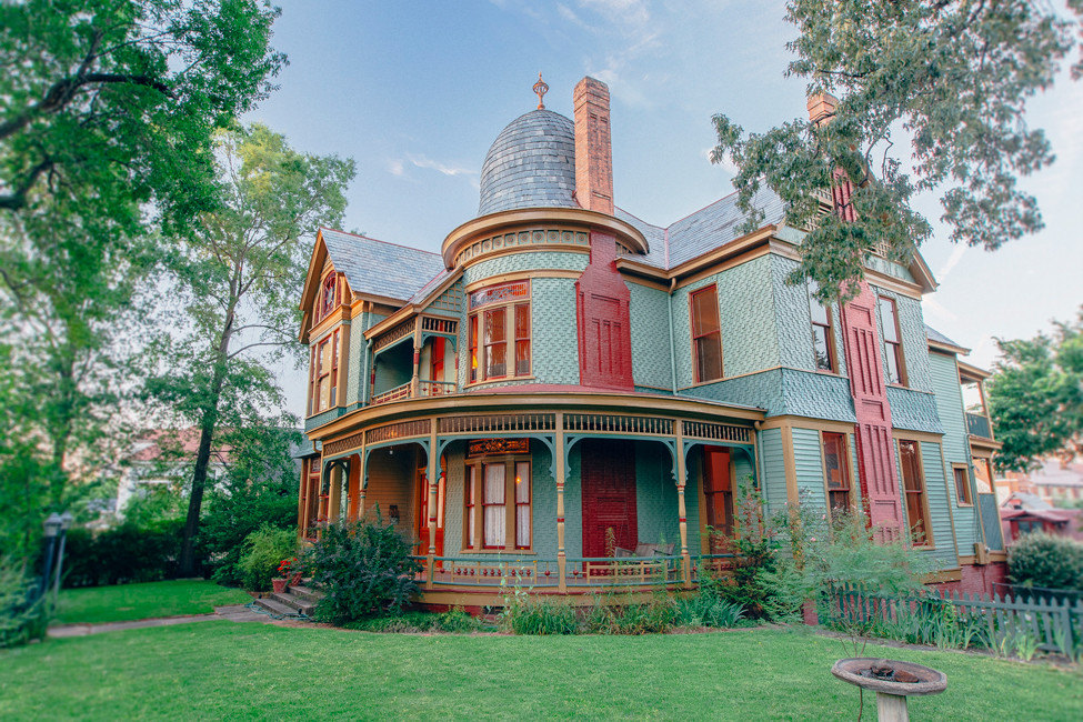 Little Rock's Most Beautiful Homes