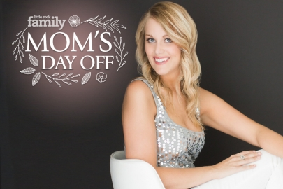 ER Nurse Haley Hooper Takes a Break To Shop, Primp and Pose for 2016 Mom's Day Off
