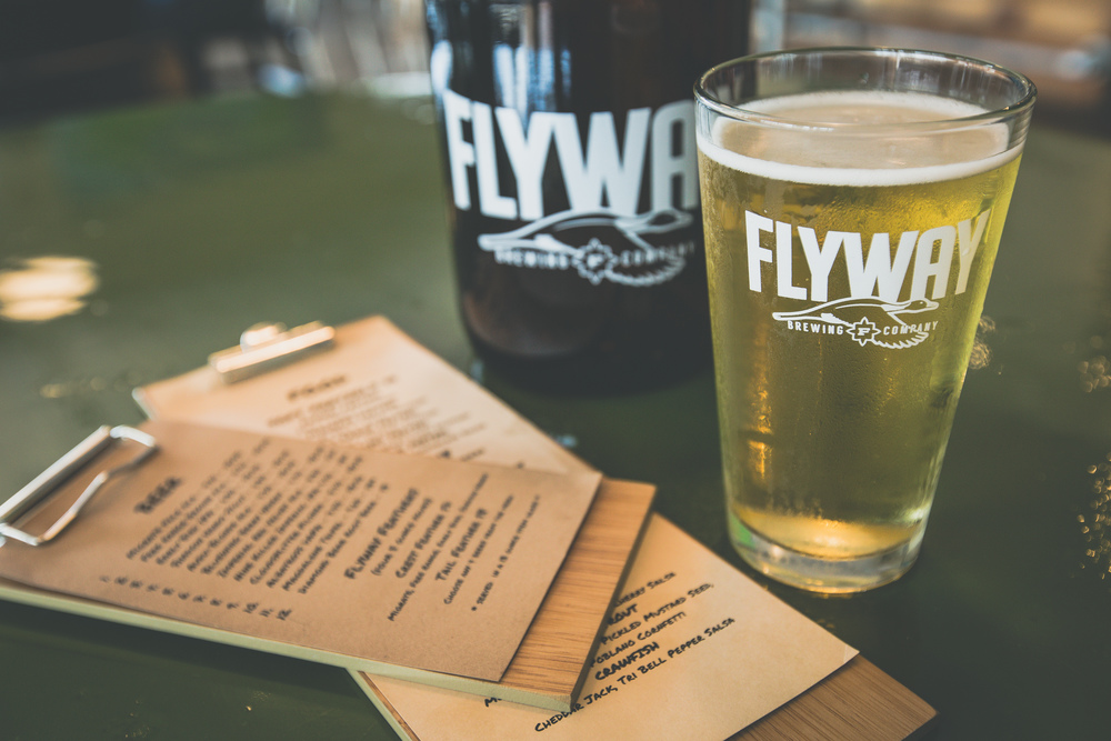 Flyway Brewing, craft beer