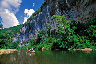 Rollin' on the River: 6 Family-Friendly Float Trips in Arkansas