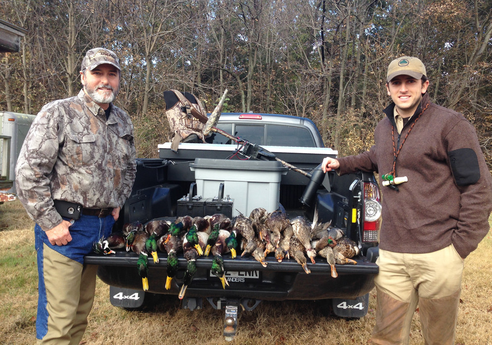Blind Ambition: Drew Holbert and dad, Andy Holbert