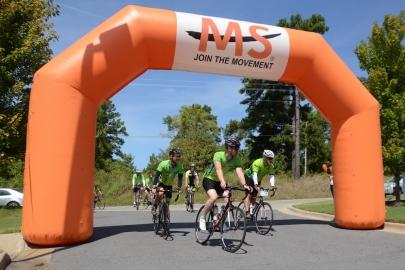 Bike MS Returns to Central Arkansas