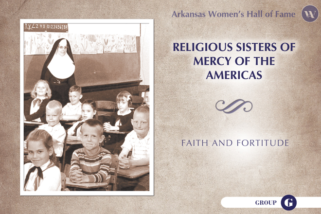 Religious Sisters of Mercy of The Americas: Faith and Fortitude