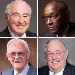 Walton College to Induct 4 into Business Hall of Fame