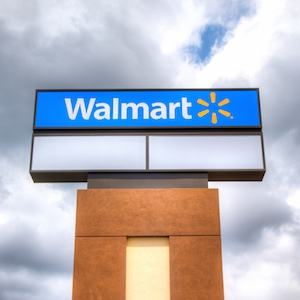 Walmart Drops Ammunition, Firearms on Display in Some Stores
