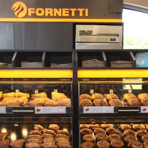 Millennials in Mind, Fornetti Brings Bakeries to Arkansas Road Runners