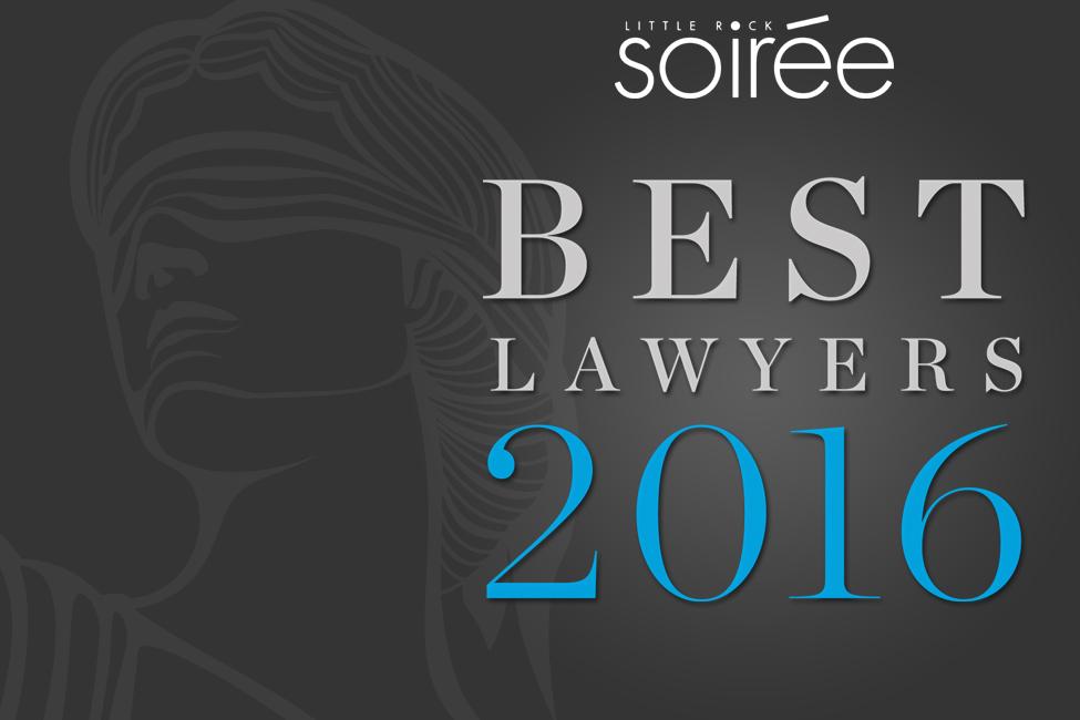 Soiree Best Lawyers 2016 Title Card