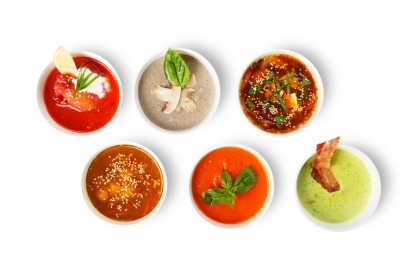 Enjoy Dishes from Local Restaurants at Soup Sunday