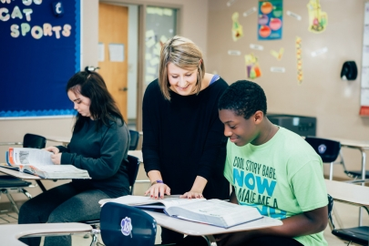 Amazing Educators (Science/Dance): Jessica Smolsky, Conway Junior High School