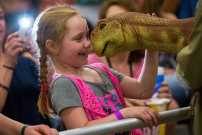 Interact With Life-Size Dinosaurs at Jurassic Quest in Little Rock