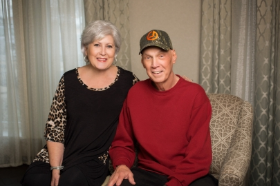 A Day in the Life of One Devoted Couple's Fight Against Cancer