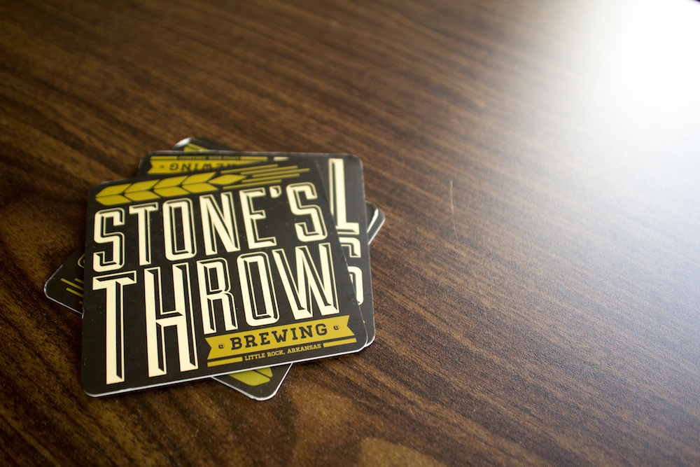 Stone's Throw Brewing, craft beer