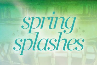 Soirée Shopping Guide: Spring Splashes