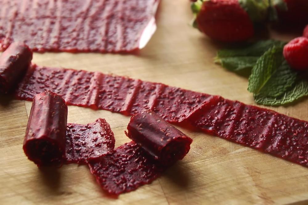 Strawberry Rollups recipe