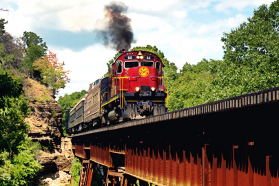 All Aboard! 5 Arkansas Train Activities for the Whole Family