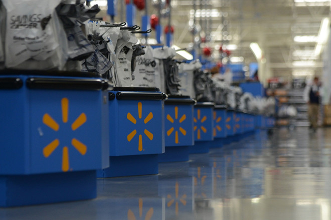 Walmart to Outscource Some Financial Functions to Genpact