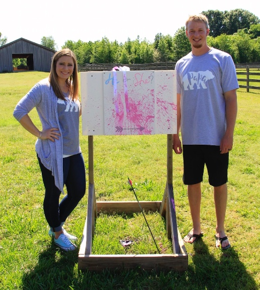 Meet Our Gender Reveal Photo Contest Winners Little