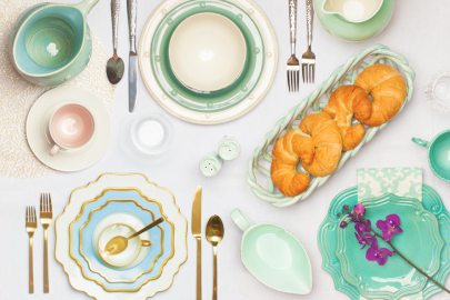 Make Easter Elegant with This Spring Setting