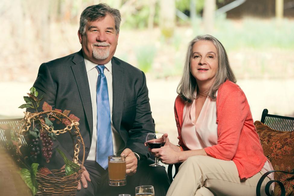 David and Vivian Norman