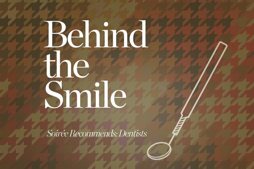 Behind the Smile title