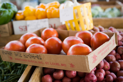 Your Guide to Farmers Markets in Little Rock
