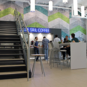 Tech Park Coffee Shop May Get Facelift