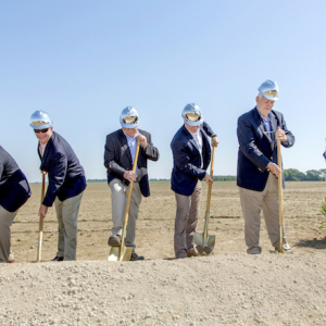 Construction Begins on State's Largest Solar Array