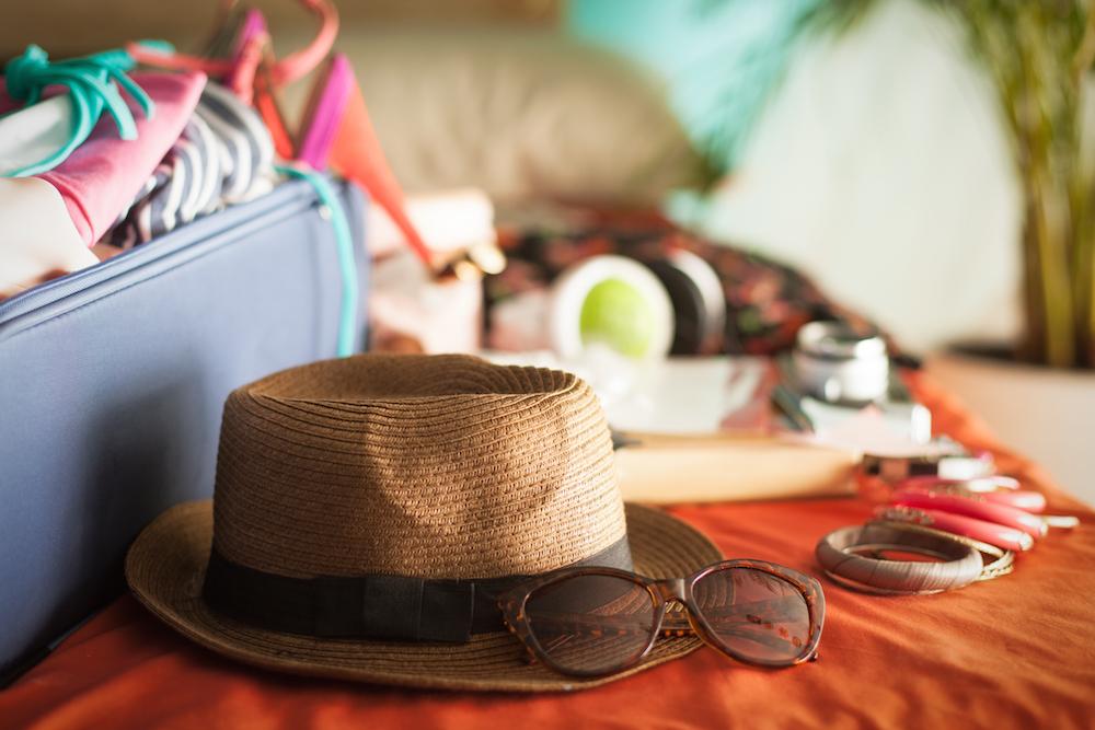 travel, vacation, luggage