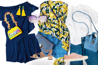 Everything You Need for a Stylish Weekend Getaway