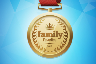 Going for Gold: Presenting the Family Favorites of 2017