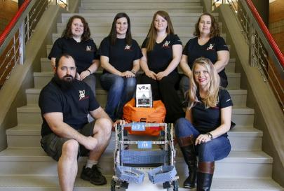 Camp Teaches Kids to Program, Build Robots