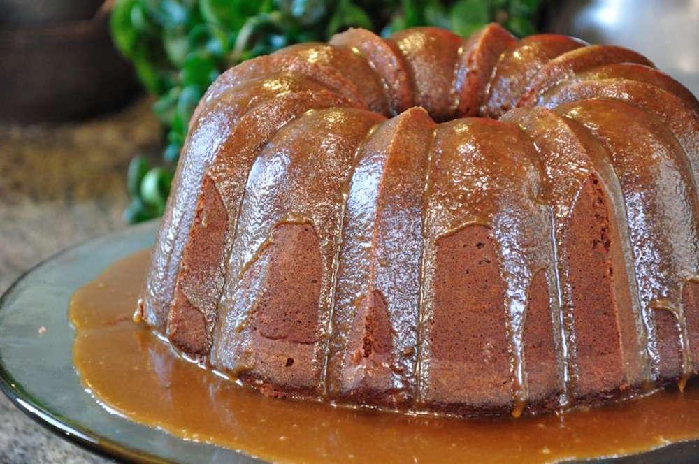 Recipe: Blackberry Jam Cake from P. Allen Smith