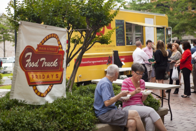 The First Food Truck Friday Lineup of the Season
