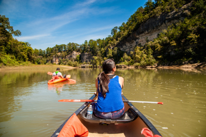 The 5 Types of Rivers You'll Float in Arkansas