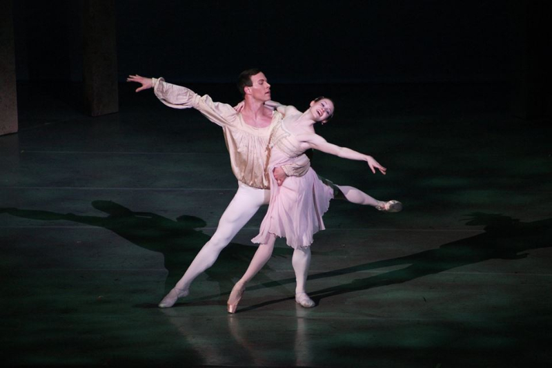 Michael Fothergill and Catherine Garratt Fothergill, Ballet Arkansas artistic and associate artistic directors