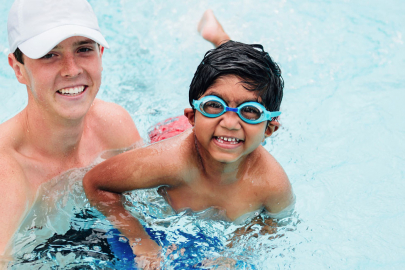 8 Places to Take Swim Lessons in Central Arkansas