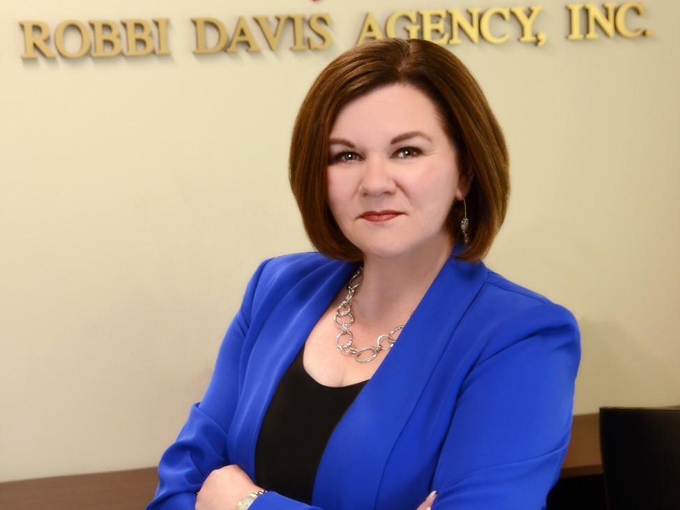 Best Insurance Robbi Davis of the Robbi Davis Agency Inc