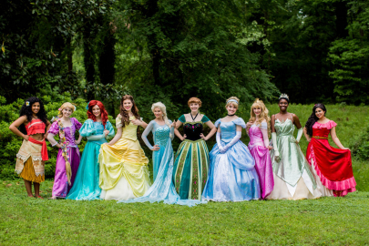 Castle on Stagecoach Announces 2019 Princess Tea Party Lineup