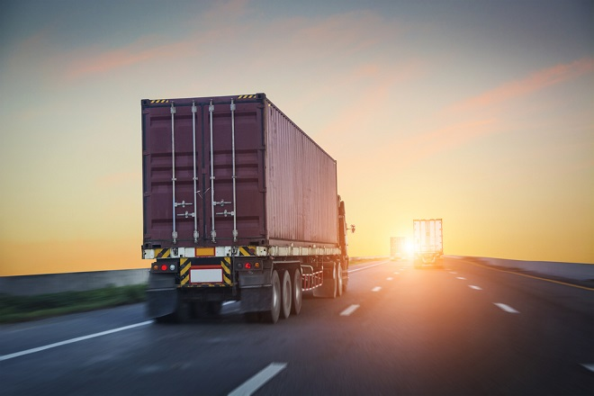 Trucking Is Lifeline to the Nation