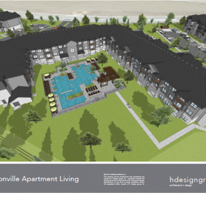 I Street Apartments To Be Built in Bentonville for $25M