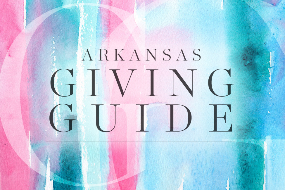 The Arkansas Giving Guide Presents 50 Outstanding Nonprofit Organizations 2017