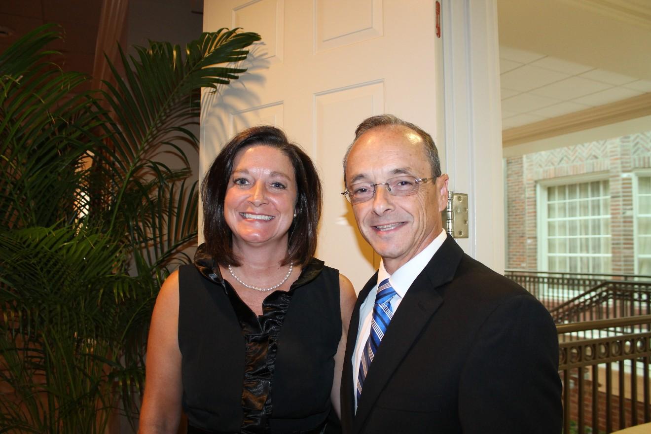 Blake and Jill Batson